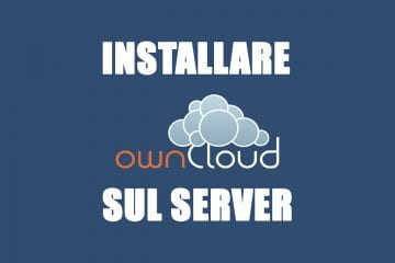 owcloud-installare-server