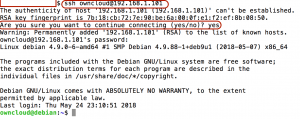 ssh-debian-server